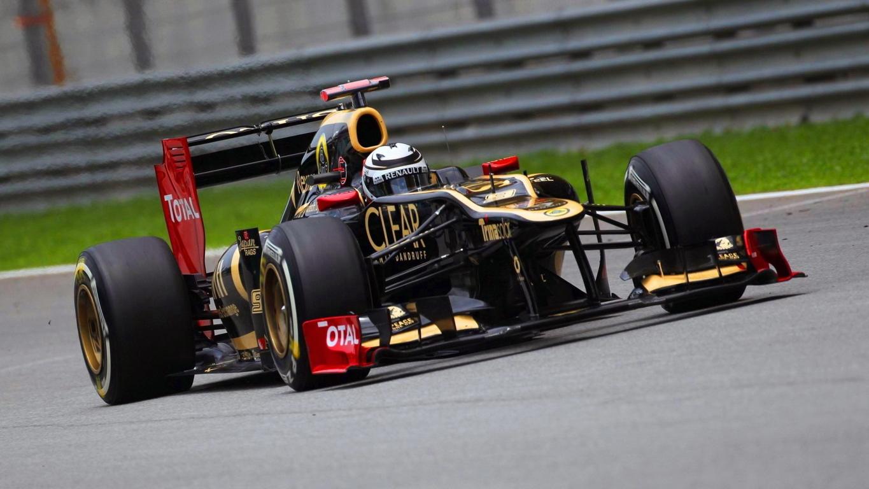 F1 Car On Track Hd 4k Image Resolution