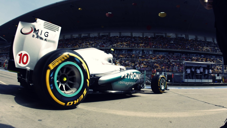F1 Car On Track Hd 4k Wallpaper Resolution
