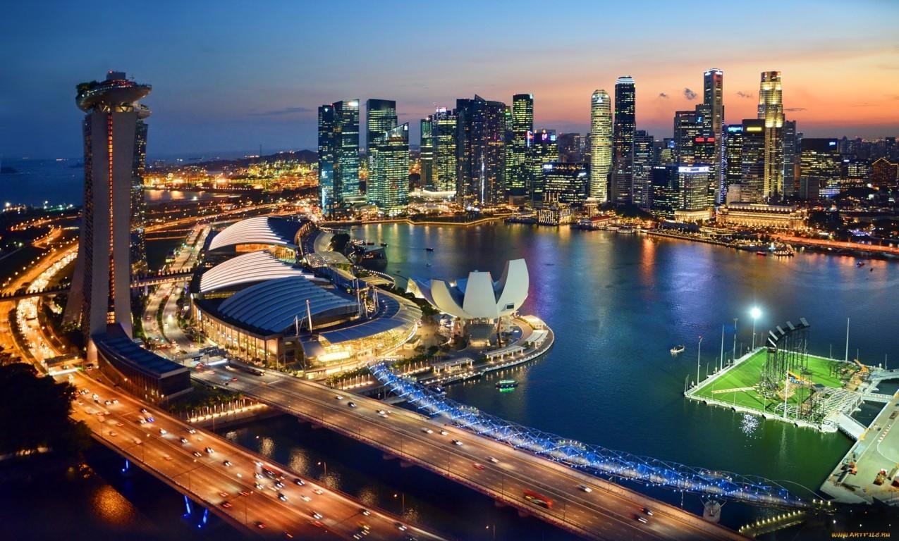 Free 4K Singapore Wallpaper Image