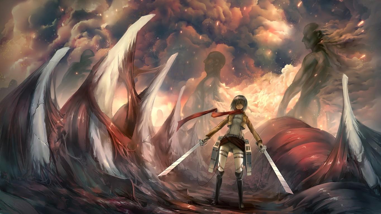 Free Download 4k Hd On Titan Wallpaper Image Attack