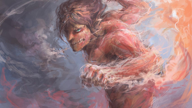 Free Download Attack On Wallpapergdlevi Titan