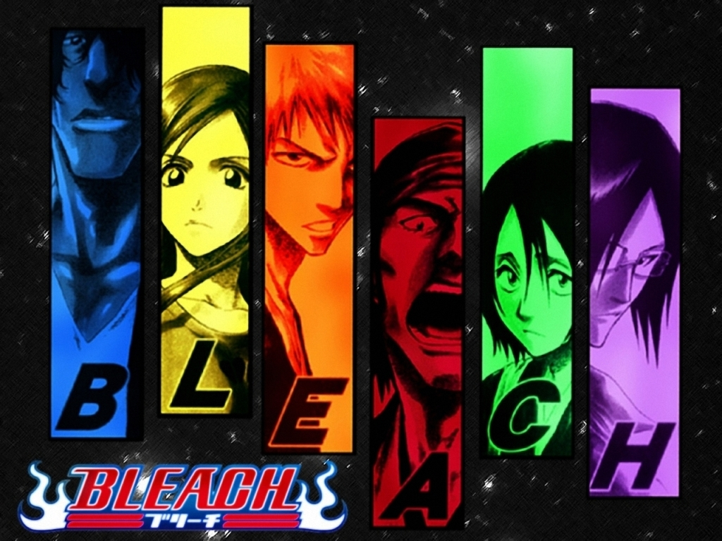 HD Bleach Wallpaper background picture