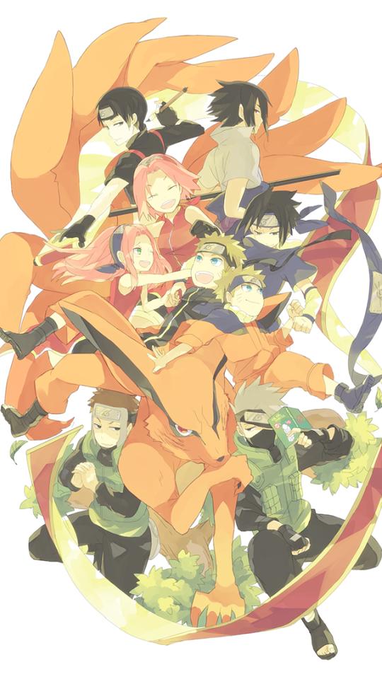 HD Naruto Wallpaper for Smartphone