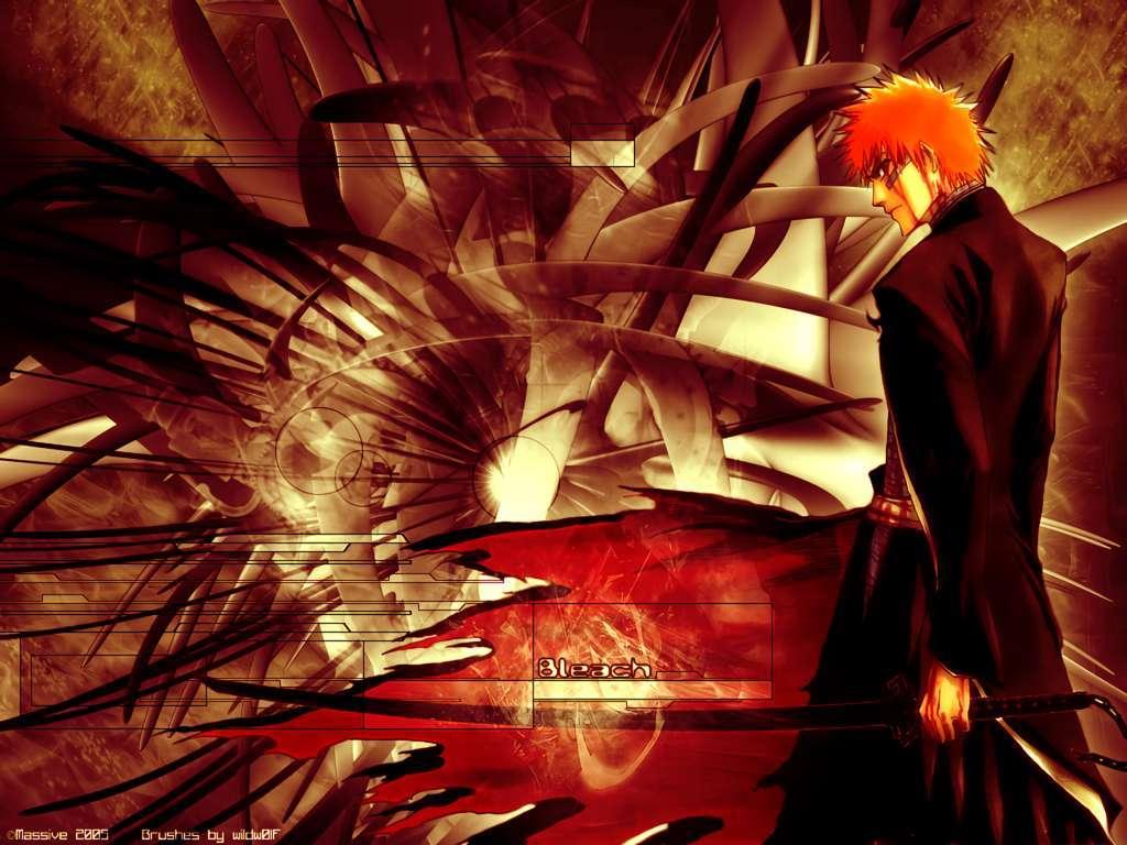Ichigo Kurosaki Hd Wallpaper Background And