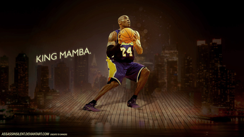 Kobe Bryant Grunge NBA