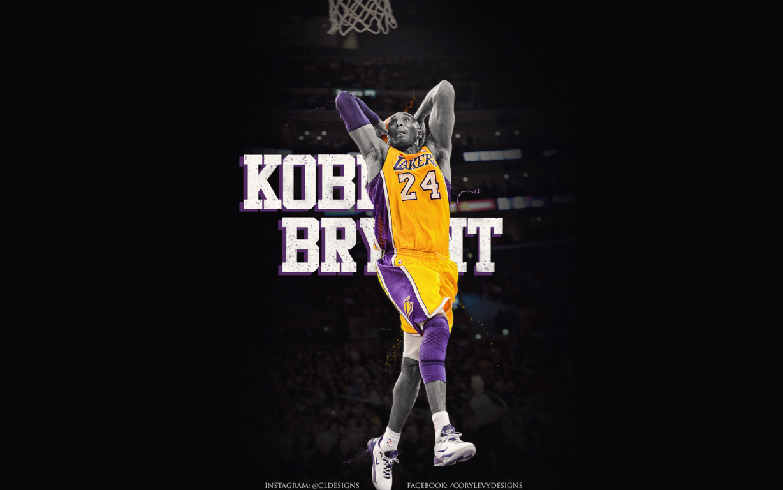 Kobe Bryant Home Screen