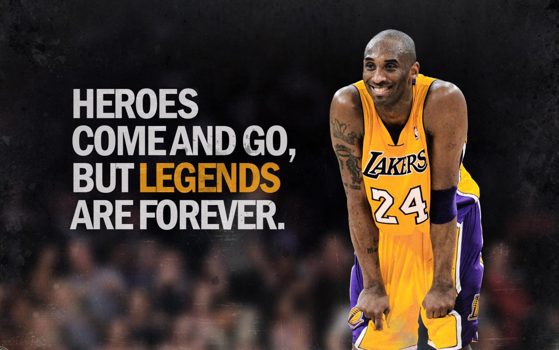 Kobe Bryant Wallpaper Dribbling Lakers Color As Background Man