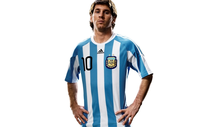 Lionel Messi 2018 Wallpaper 8k