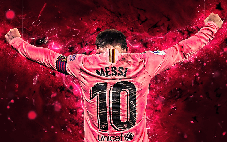 Lionel Messi Desktop Wallpaper HD