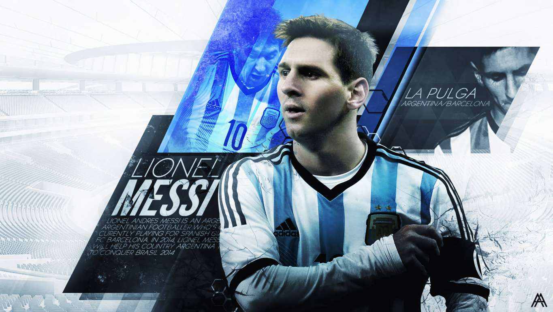 Lionel Messi Wallpaper 2016 4K