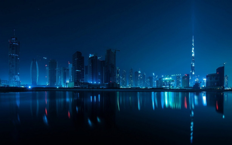 Man Made Burj Khalifa Building Skyscraper Dubai Hd Wallpaper Background Image Buildings