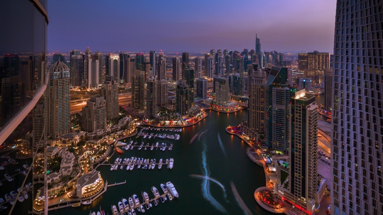 Man Made Burj Khalifa Building Skyscraper Dubai Wallpaper Background Image Buildings