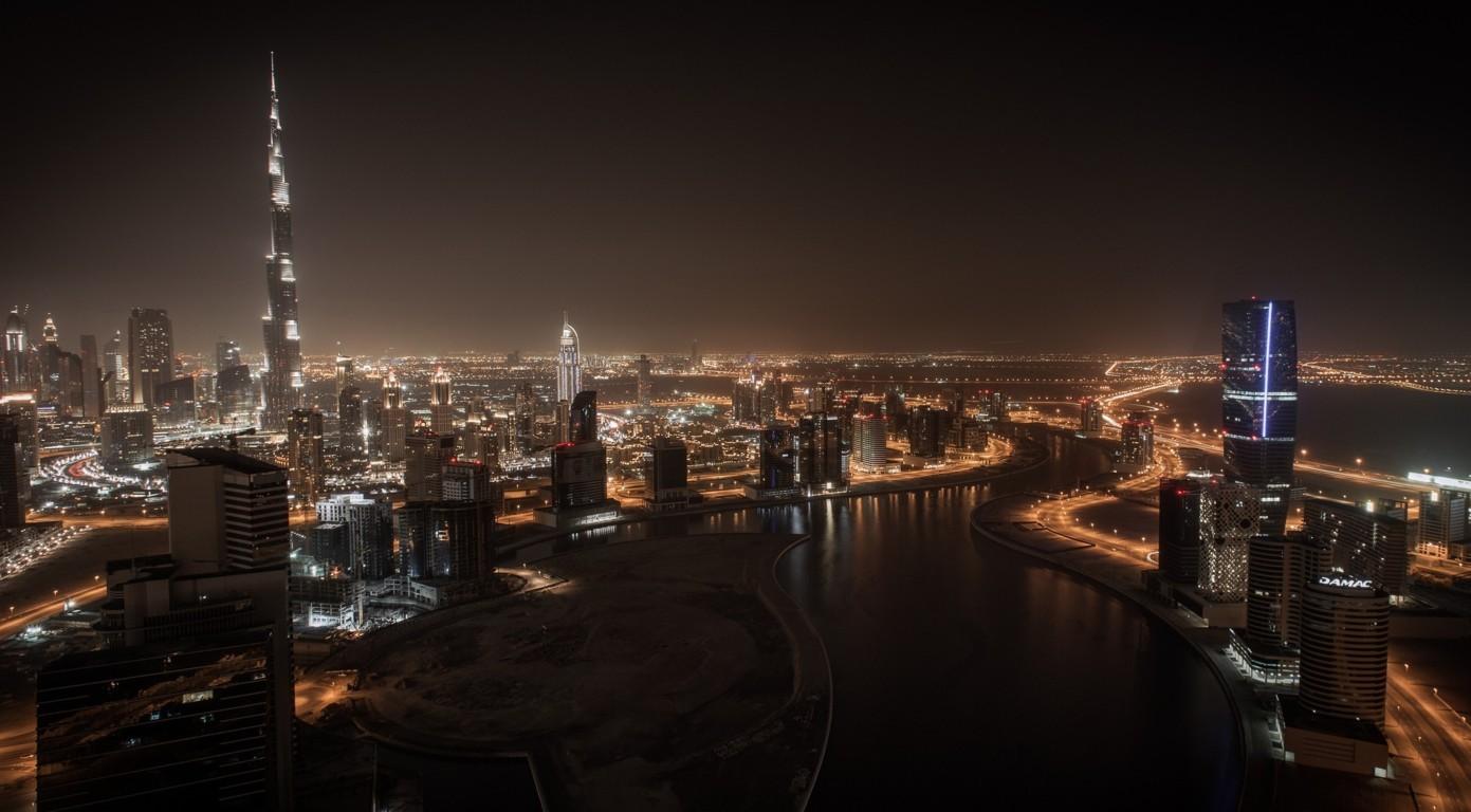 Man Made Dubai Cities Arab Emirates City Building Skyscraper Hd Wallpaper Background Image United