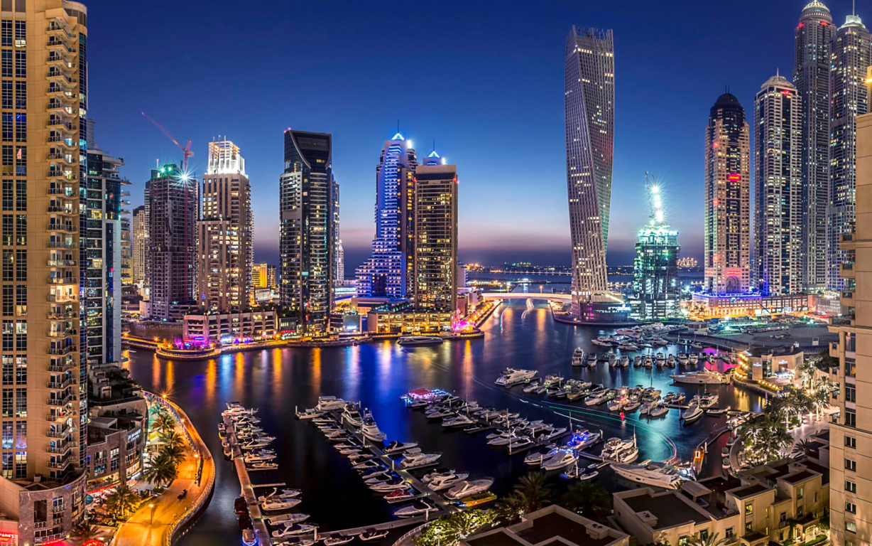 Man Made Dubai Cities Arab Emirates City Building Skyscraper Wallpaper Background Image United