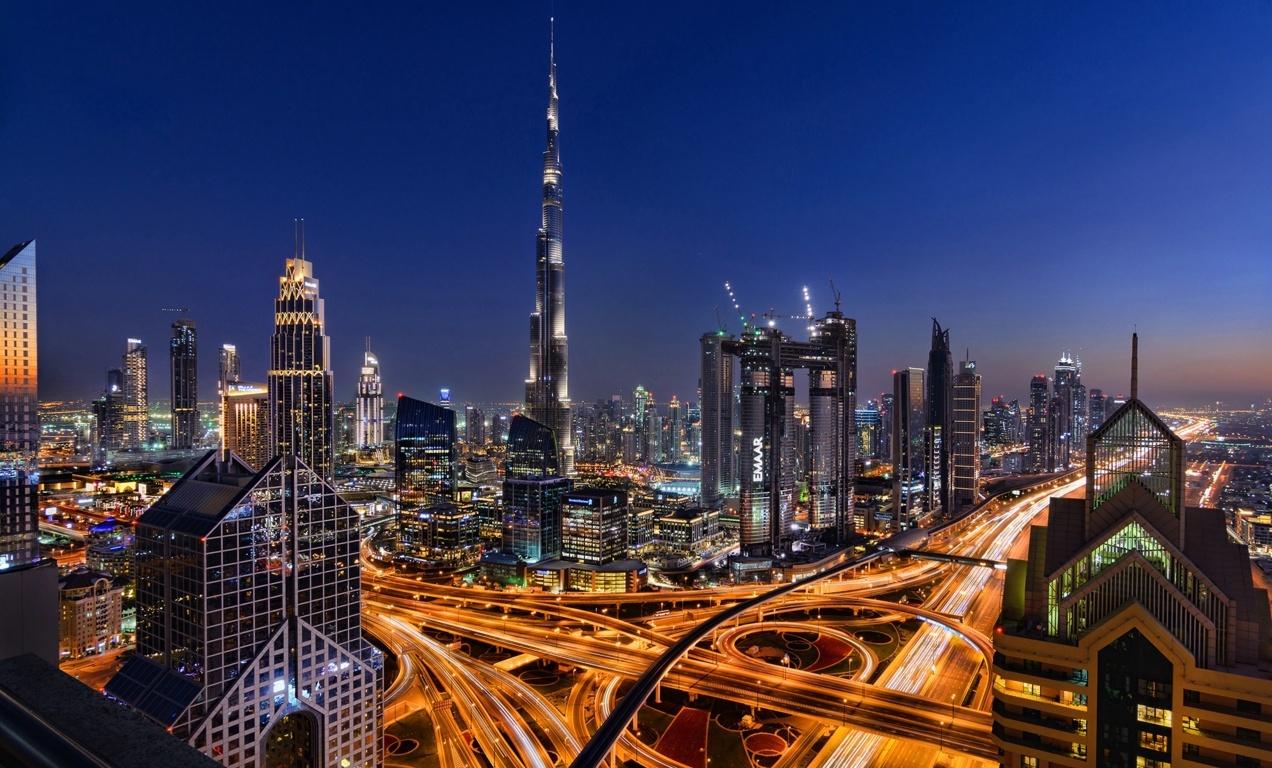Man Made Dubai Cities Arab Emirates Dubai Marina Canal Boat Skyscraper Hd Background Image United