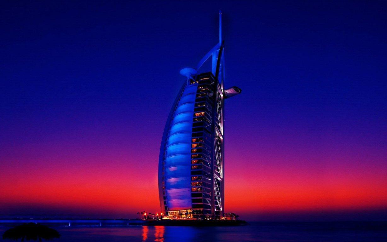 Man Made Dubai Cities Arab Emirates Hd Background Image United