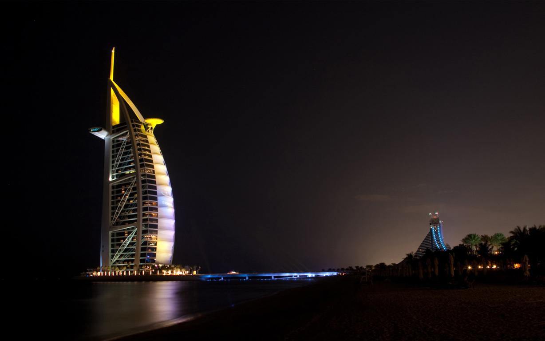 Man Made Dubai Cities Arab Emirates Hd Wallpaper Background Image United