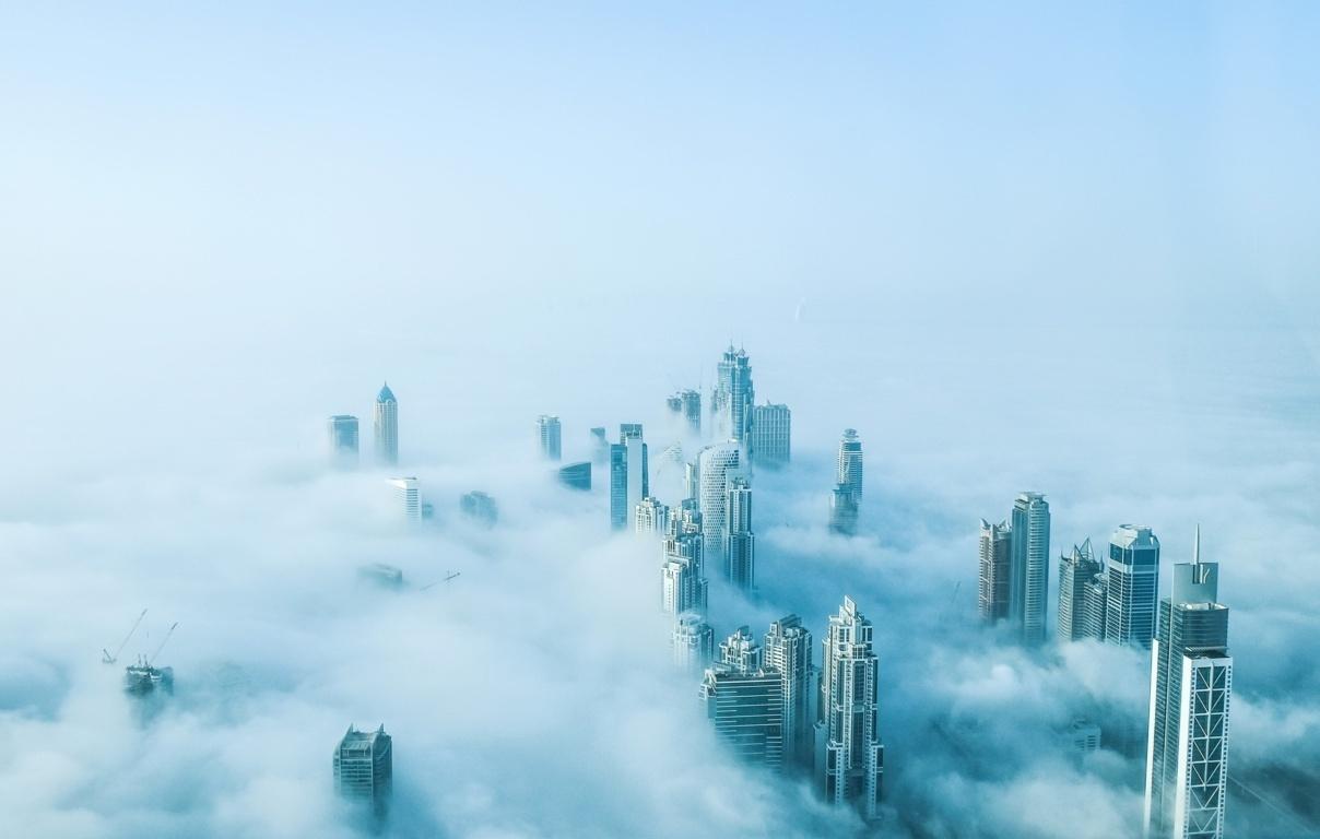 Man Made Dubai Cities Arab Emirates Man City Light Night Hd Background Image United