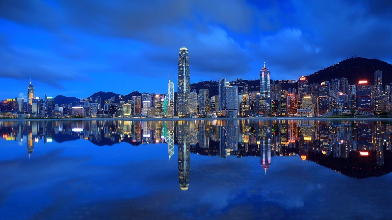 Man Made Hong Kong China City Building Skyscraper Hd Wallpaper Image Cities