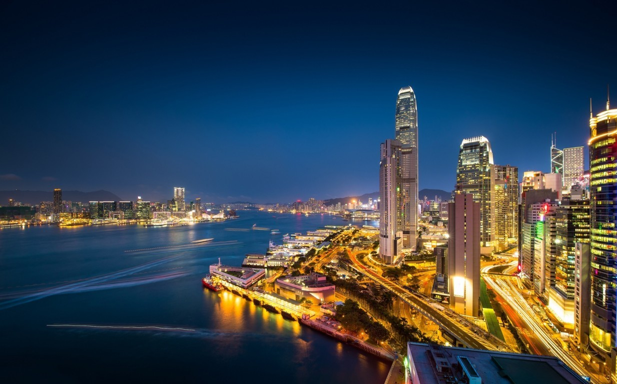 Man Made Hong Kong China Hd Wallpaper Image Cities