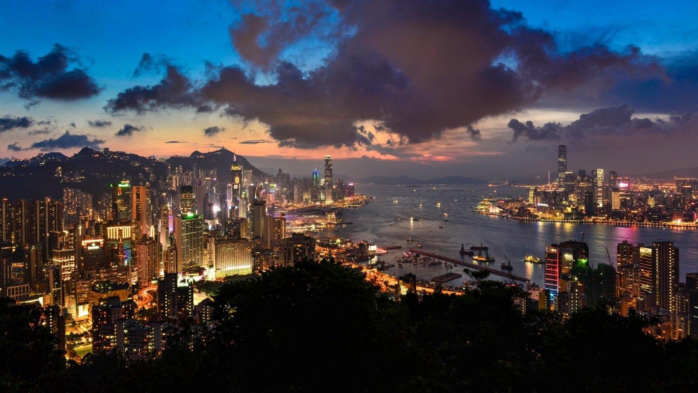 Man Made Hong Kong China Wallpaper Background Image Cities
