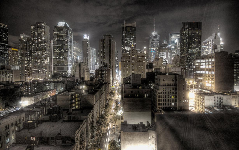 Man Made New York United States City Cityscape Building Skyscraper Fog Sunbeam Hd Wallpaper Background Cities