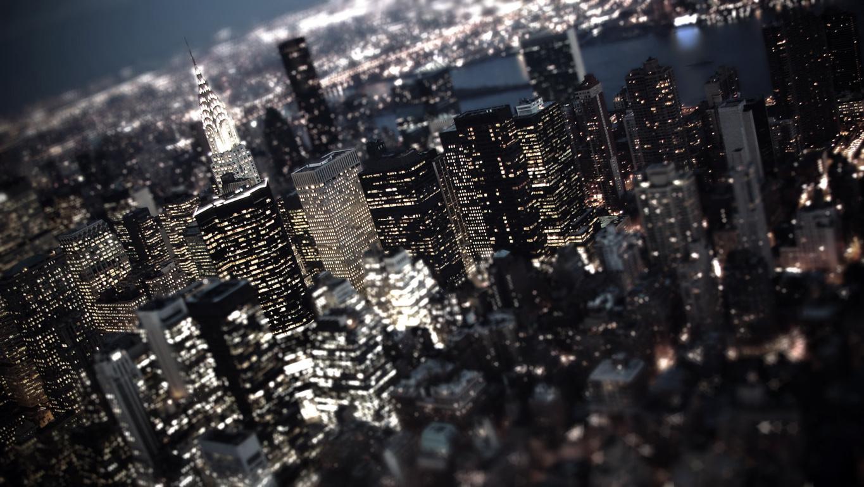 Man Made New York United States City Night Town Usa Manhattan Hd Wallpaper Image Cities