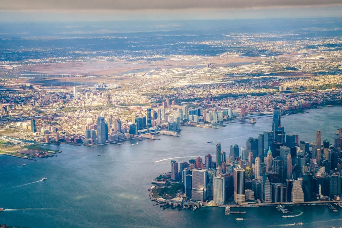 Man Made New York United States City Selective Color Traffic Hd Wallpaper Background Cities