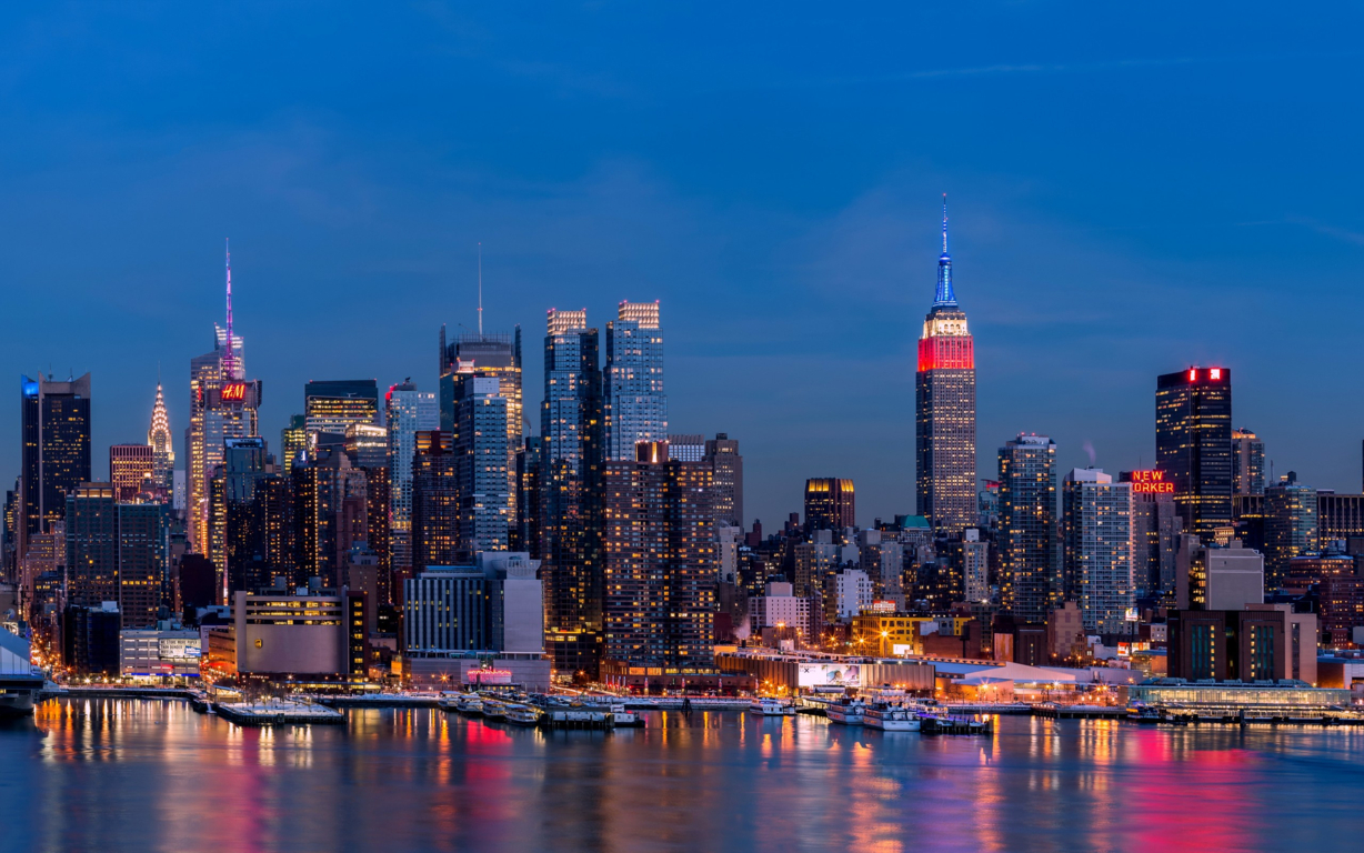 Man Made New York United States City Usa Cityscape Building Skyscraper Hd Wallpaper Background Cities