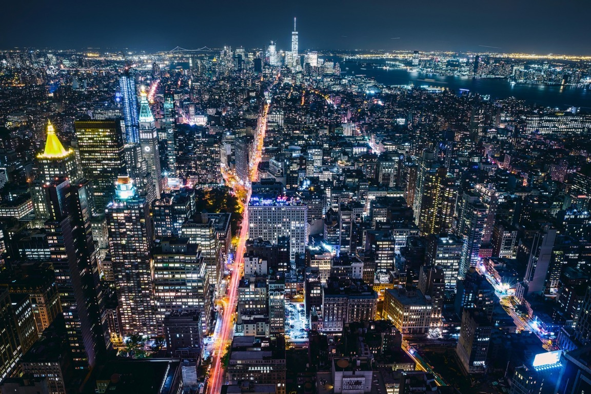 Man Made New York United States Empire State Building City Manhattan Hd Background Image Cities