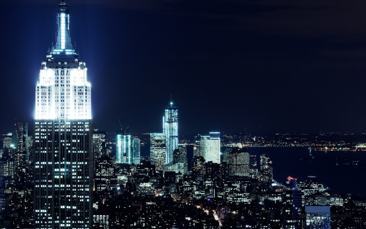 Man Made New York United States Hd Background Image Cities