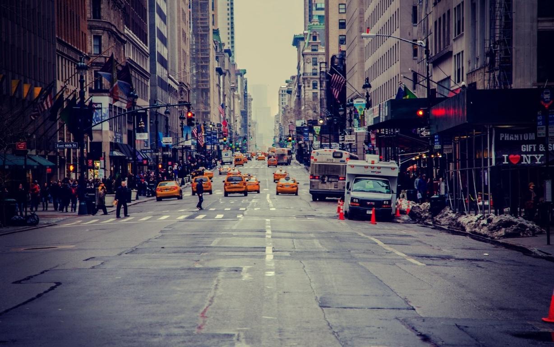 Man Made New York United States Manhattan Brooklyn Bridge Hd Wallpaper Background Image Cities