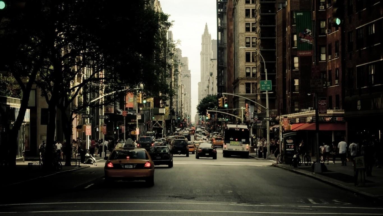 Man Made New York United States Skyscraper City Cityscape Artistic Hd Wallpaper Image Cities