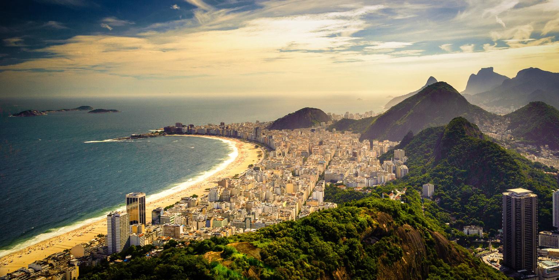 Man Made Rio De Cities Brazil City Cityscape Christ The Redeemer Hd Wallpaper Background Janeiro