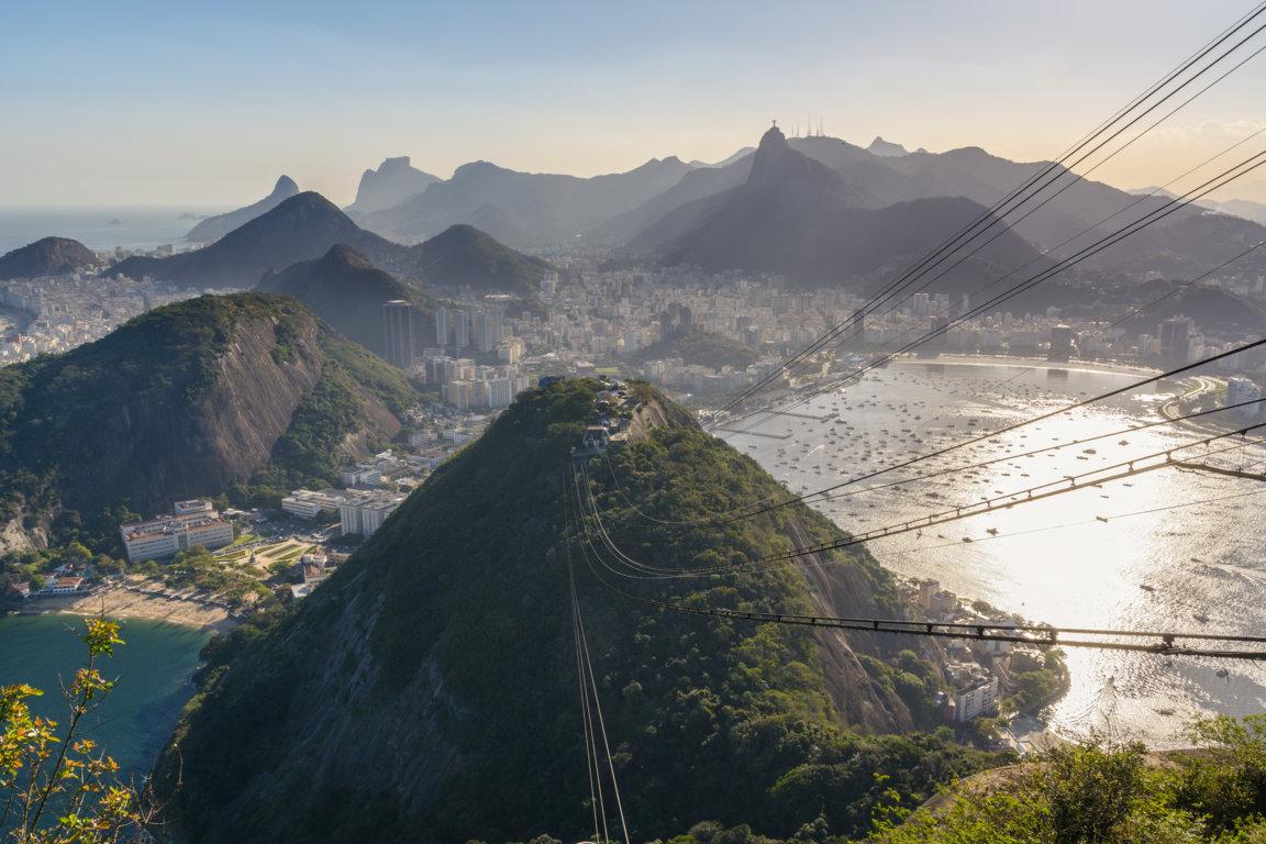 Man Made Rio De Cities Brazil City Cityscape Christ The Redeemer Hd Wallpaper Janeiro