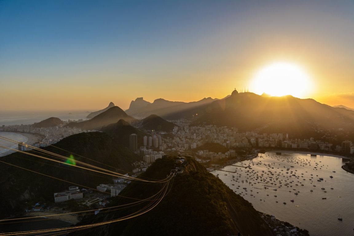 Man Made Rio De Cities Brazil City Cityscape Christ The Redeemer Wallpaper Background Image Janeiro