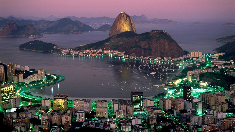 Man Made Rio De Cities Brazil Hd Background Image Janeiro