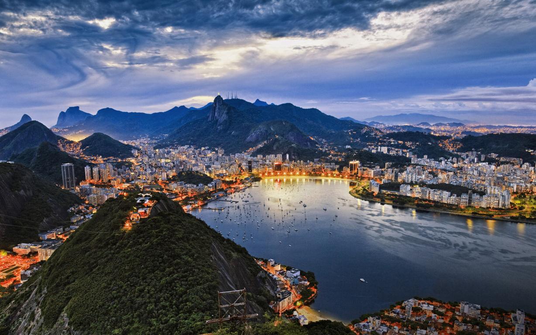 Man Made Rio De Cities Brazil Hd Janeiro