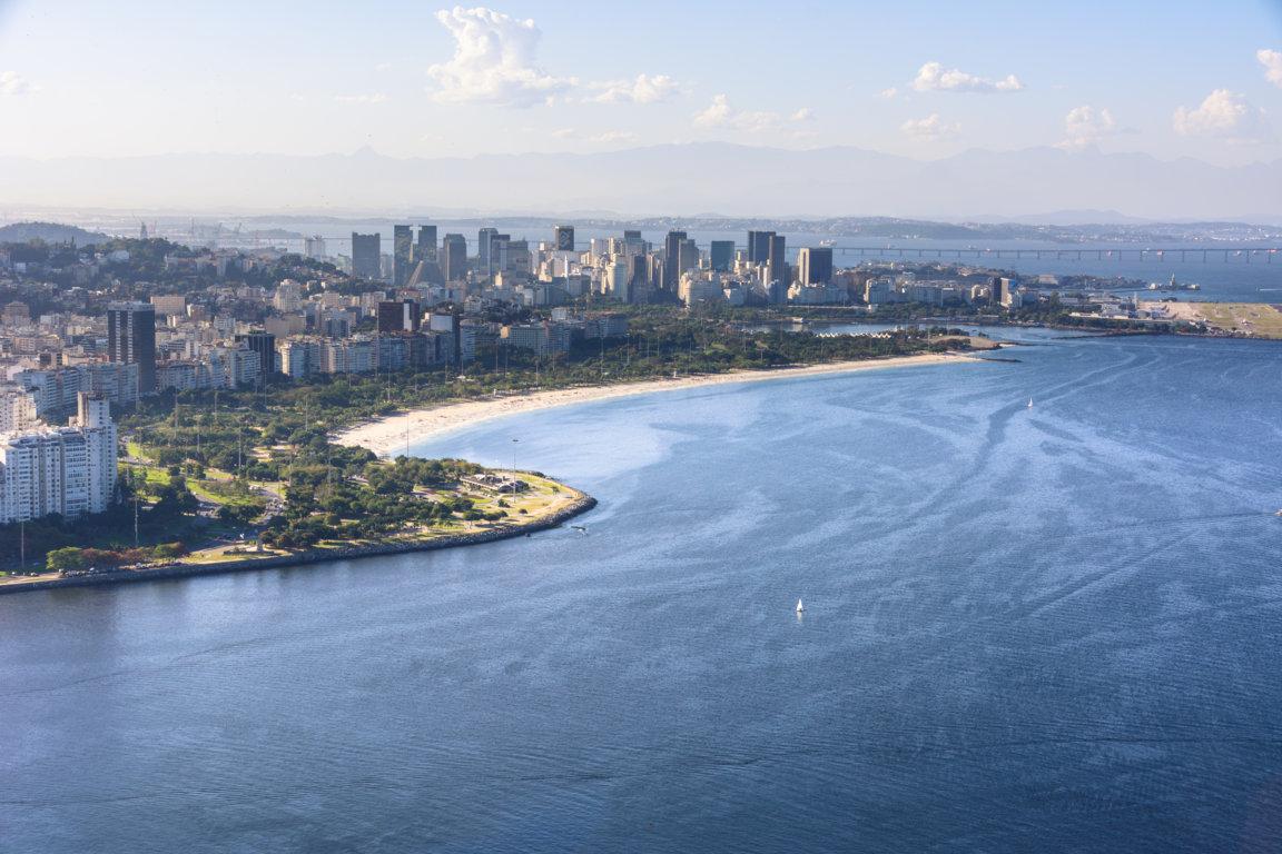 Man Made Rio De Cities Brazil Lightning Botafogo Hd Wallpaper Background Image Janeiro