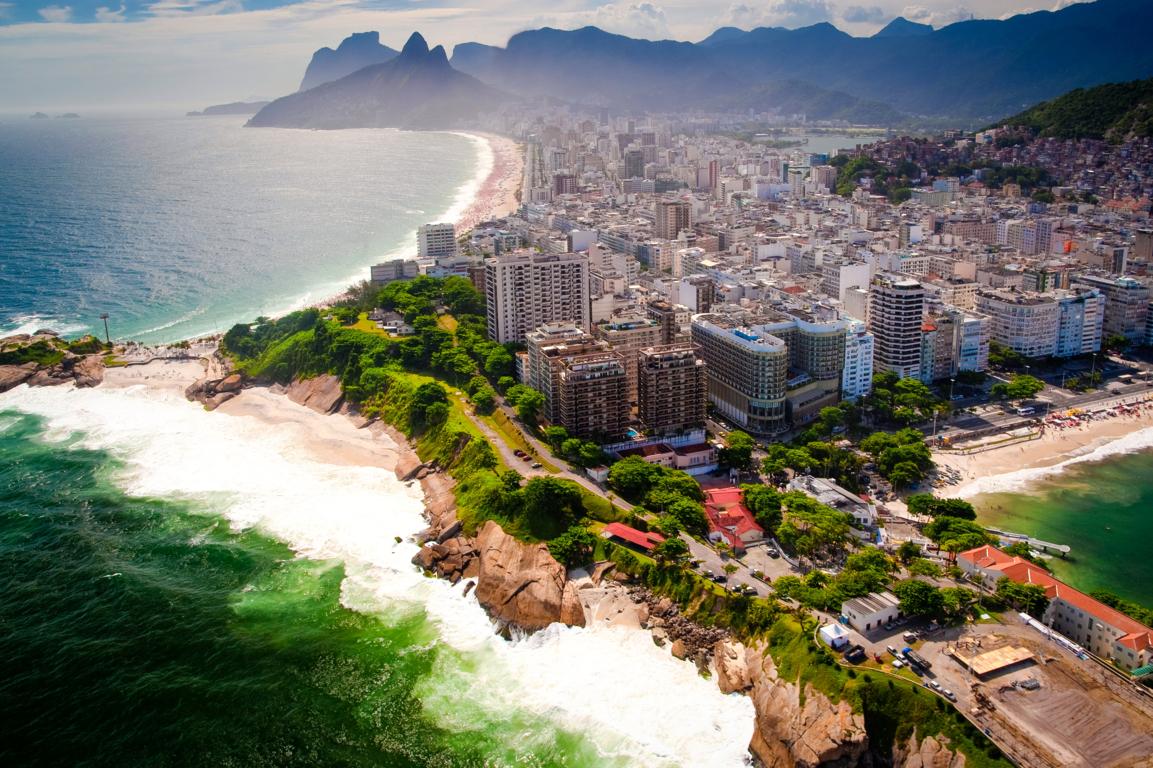 Man Made Rio De Cities Brazil Lightning Botafogo Wallpaper Background Image Janeiro