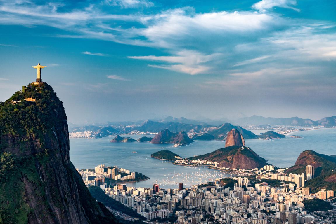 Man Made Rio De Cities Brazil Sea Seashore Coast Beach Background Image Janeiro
