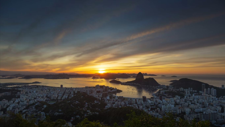 Man Made Rio De Cities Brazil Sea Seashore Coast Beach Wallpaper Background Image Janeiro