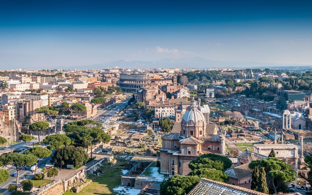 Man Made Rome Cities Hd Wallpaper Image Italy