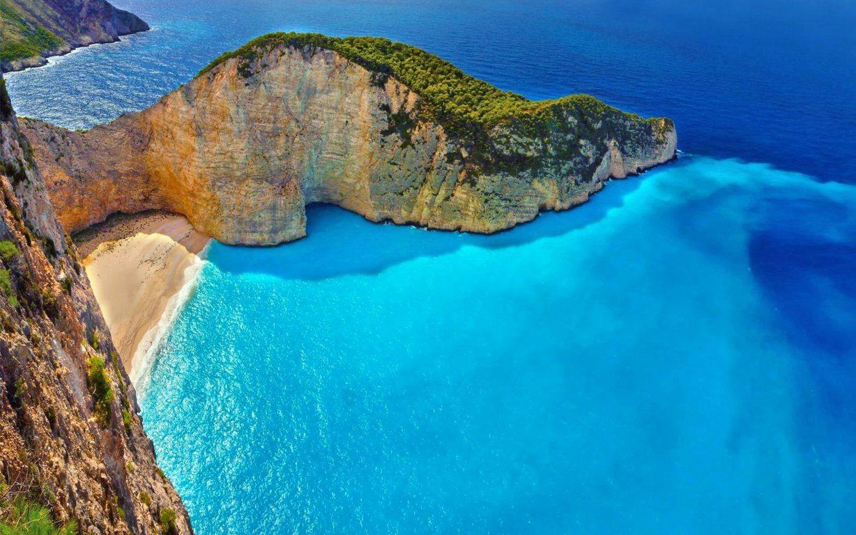 Man Made Santorini Towns Hd Wallpaper Background Image Greece