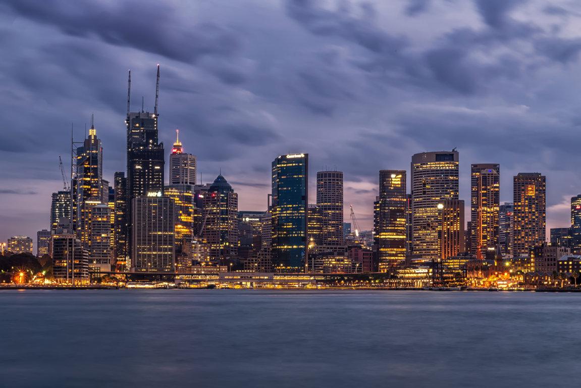 Man Made Sydney Cities City Boat Bridge Sydney Harbour Bridge Sydney Harbour Lavender Bay Hd Wallpaper Australia