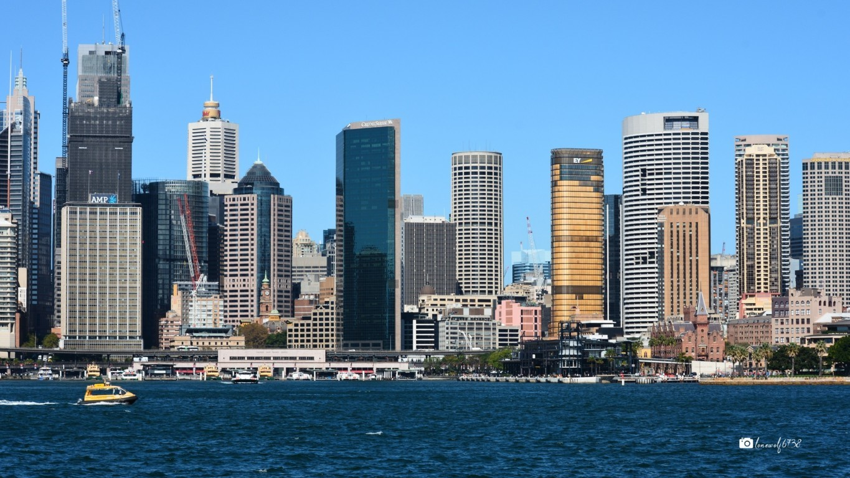 Man Made Sydney Cities City Boat Bridge Sydney Harbour Bridge Sydney Harbour Lavender Bay Hd Wallpaper Background Australia