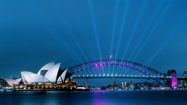 Man Made Sydney Cities Harbor Boat Vehicle Wharf Building City Skyscraper Circular Quay Ferry Hd Wallpaper Image Australia