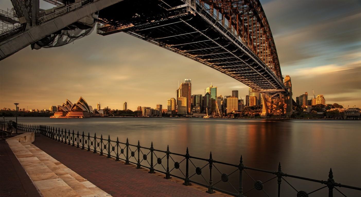 Man Made Sydney Cities Hd Wallpaper Background Image Australia
