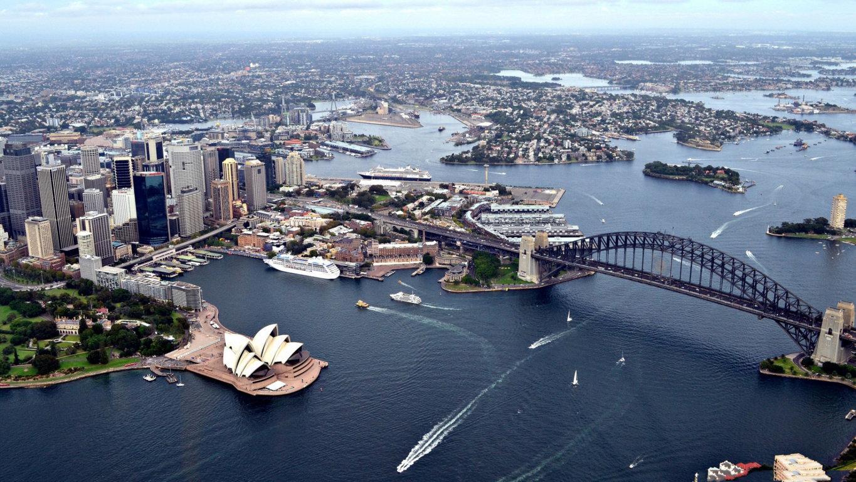 Man Made Sydney Cities Hd Wallpaper Image Australia