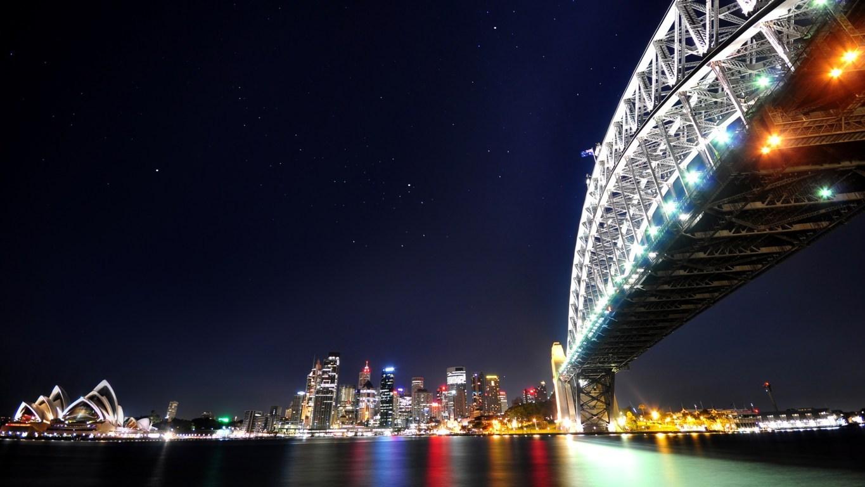 Man Made Sydney Cities Street Building Lamp Post City Circular Quay Sydney Harbour Australia